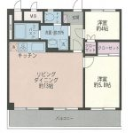 田奈賃貸マンション「第2東ビル」