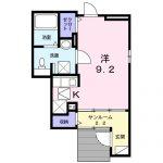 ☆2014年築・更新料不要☆青葉台賃貸アパート「エクセルハイムⅡ」