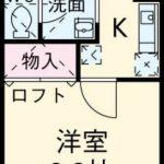 ☆バス・トイレ別☆青葉台賃貸アパート「フローレ青葉台」